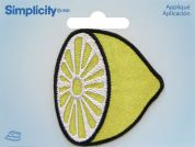 Simplicity Iron On Patch Motif