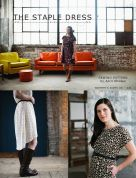 April Rhodes Ladies Sewing Pattern The Staple Dress