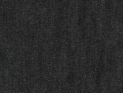 Robert Kaufman Stretch Denim Dress Fabric  Black