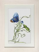 Luca-S Counted Cross Stitch Kit Emotion