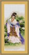Luca-S Counted Cross Stitch Kit Amor