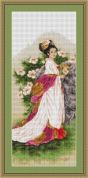 Luca-S Counted Cross Stitch Kit Melody