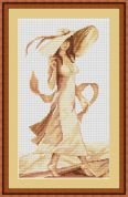 Luca-S Counted Cross Stitch Kit Walk 2