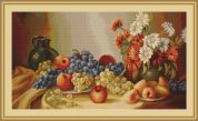 Luca-S Counted Cross Stitch Kit Still Life with Pitcher