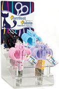 Purrfect Points Embroidery Scissors  Assorted Colours