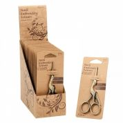 Klasse Stork Design Embroidery Scissors