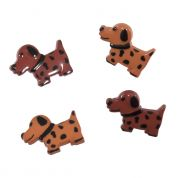 Impex Dogs Novelty Buttons