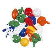 Impex Sport Novelty Buttons