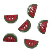 Impex Watermelon Novelty Buttons