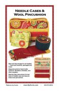 By Annie Sewing Pattern Needle Case & Pincushion