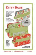 By Annie Sewing Pattern Ditty Bags