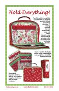 By Annie Sewing Pattern Hold Everything Organiser