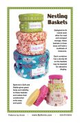 By Annie Sewing Pattern Nesting Baskets