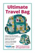 By Annie Sewing Pattern Ultimate Travel Bag