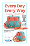 By Annie Sewing Pattern Every Day Every Way Bag
