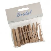 Wooden Pegs  Natural