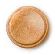 Crendon Rimmed Wood Shank Buttons