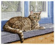DMC Favourite Place Counted Cross Stitch Kit