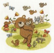 DMC Best Buddies Counted Cross Stitch Kit