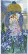 DMC Iris Bower Counted Cross Stitch Kit