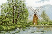DMC Hunsett Mill Counted Cross Stitch Kit