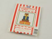 DMC Christmas Cross Stitch Mini Kits Stack of Presents