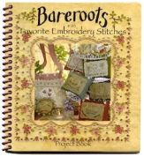 Bare Roots Favorite Embroidery Stitches Book