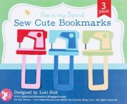 Sew Cute Bookmarks By Lori Holt