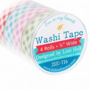 Gingham Washi Tape By Lori Holt