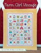 It's Sew Emma Farm Girl Vintage Style Quilt Book