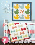 It's Sew Emma Fat Quarter Baby Quilt Book