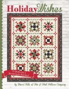It's Sew Emma Holiday Wishes Patchwork Quilt Book