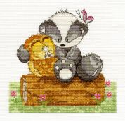 DMC Best of Friends Counted Cross Stitch Kit