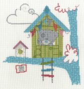 DMC Home Tweet Home Counted Cross Stitch Kit