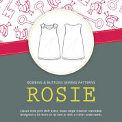 Bobbins & Buttons Sewing Pattern Rosie Dress