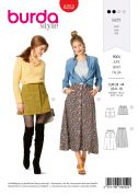 Burda Sewing Pattern 6252