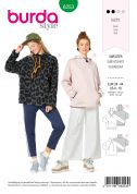 Burda Sewing Pattern 6253