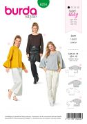 Burda Sewing Pattern 6254