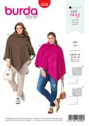 Burda Sewing Pattern 6256