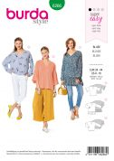 Burda Sewing Pattern 6266