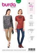 Burda Sewing Pattern 6272