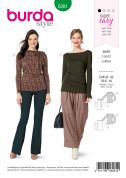 Burda Sewing Pattern 6281