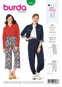 Burda Sewing Pattern 6283