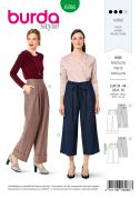 Burda Sewing Pattern 6286