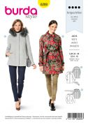 Burda Sewing Pattern 6289