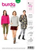 Burda Sewing Pattern 6296