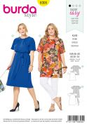 Burda Sewing Pattern 6305