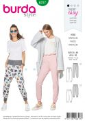 Burda Sewing Pattern 6317