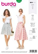 Burda Sewing Pattern 6319