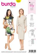 Burda Sewing Pattern 6322
